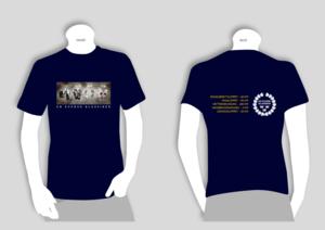 T-shirt i herrmodell